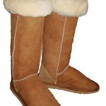 ultra tall ugg boots chestnut