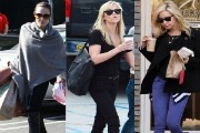 Angelina,Reese,Ashley: Street Fashion