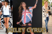 Miley's Cyrus Style 2010