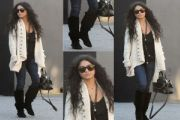 Vanessa Hudgens: Street Fashion