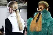 New Hair Trend: Ponytail