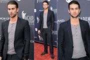 Chace Crawford: Academy Of Country Music Awards 2011