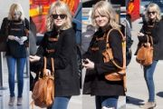 Emma Stone: Street Fashion
