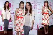 Annalynne McCord & Minka Kelly: Party Girls