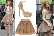 Copy the Look: Η απίστευτη skater φούστα της Isla Fisher