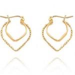double-heart-hoop-earrings
