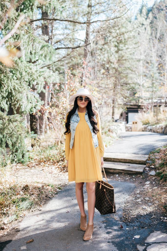 mustard-rachel-parcell-fall-dress-1