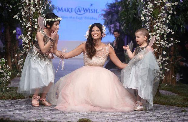 Η Χριστίνα Μπόμπα νύφη…Δες φωτογραφίες!