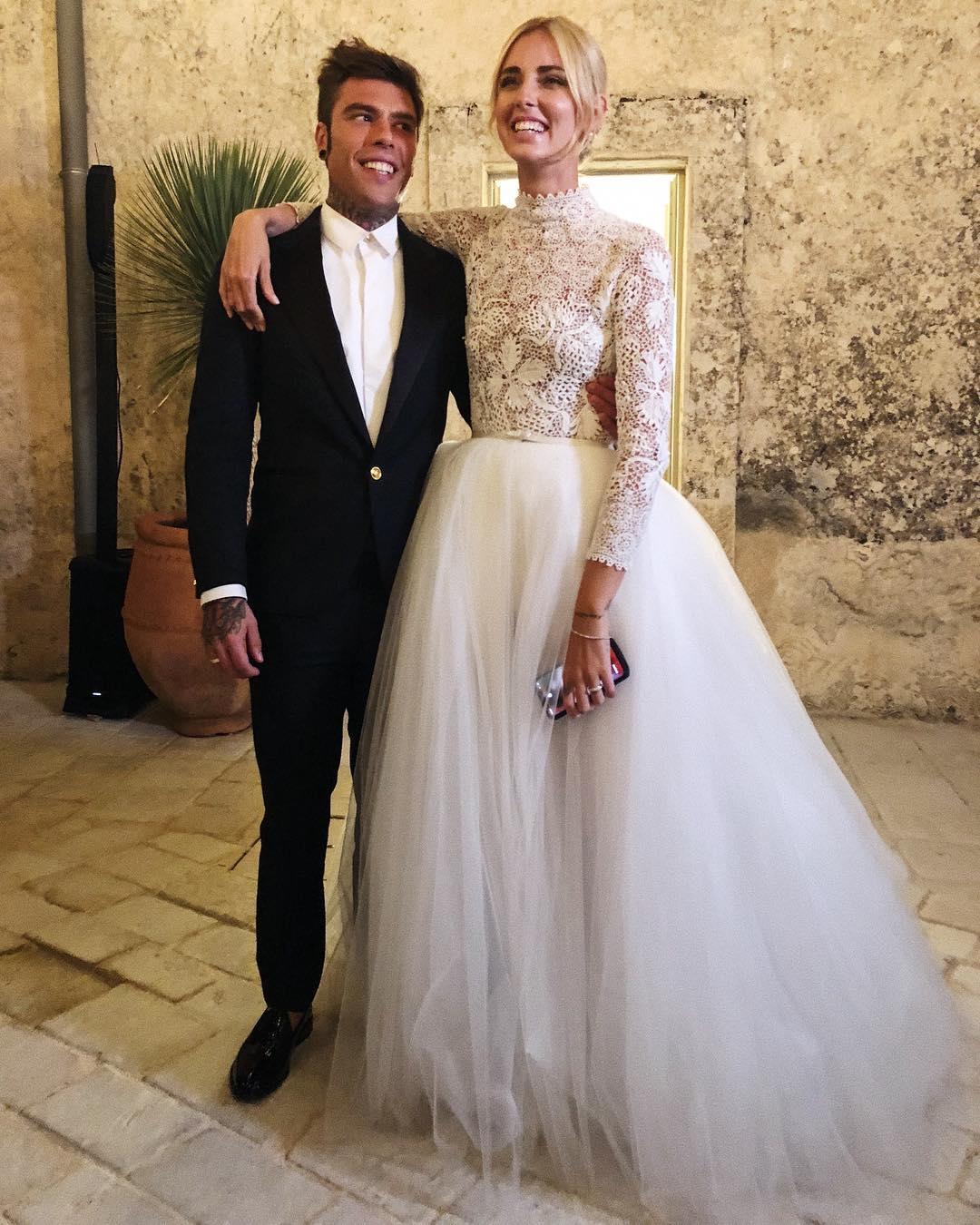 44cc31f7a8 όλες τις λεπτομέρειες και συνεχή updates για τον γάμο της Chiara Ferragni!  chiara ferragni dior the ferragnez νυφικό