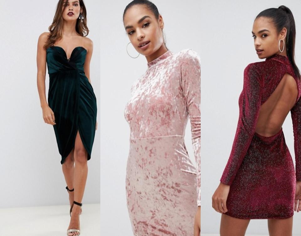 f6145f15f8d Μιας και τα βελούδινα φορέματα αποτελούν μεγάλη τάση της σεζόν και τα  λατρεύετε παρακάτω μπορείτε να δείτε πάνω από 10 φορέματα στις πιο hot  αποχρώσεις της ...